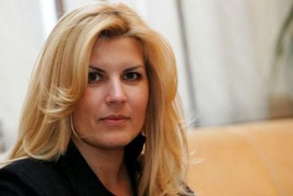 Elena Udrea va fi audiată, astăzi, în Comisia de Control a SRI