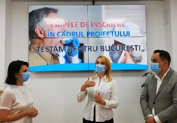 """Expert despre platforma """"Testam pentru Bucuresti"""": Lipsesc cele mai rudimentare masuri de protectie"""