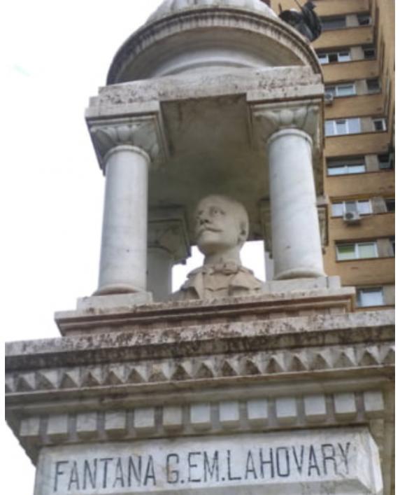 Fântâna celebră din București, construită după un duel de scrimă sângeros între politicieni
