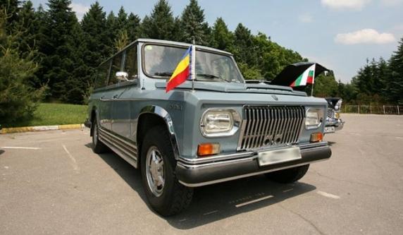 Fiscul încearcă să vândă din nou celebrul ARO al lui Ceauşescu