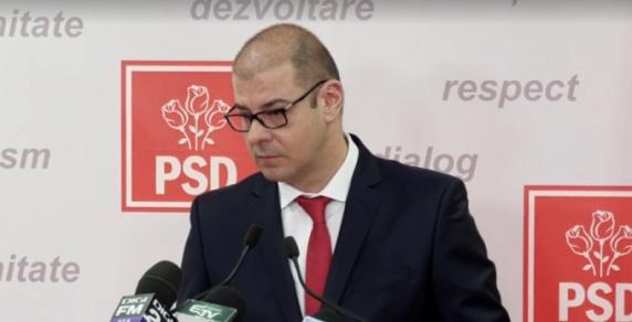 Fostul purtator de cuvant al PSD a trecut la Pro Romania: Social-democratia nu este despre ura