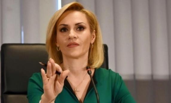 """Gabriela Firea ascunde fabuloasele sume pe care le-a dat cu parandarat pentru Revelioanele """"Centenar"""" si """"2019"""""""