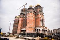 Gabriela Firea vrea să aloce încă 10 milioane de lei pentru Catedrala Mântuirii Neamului