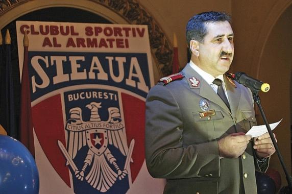 George Boroi, groparul Clubului Sportiv al Armatei Steaua București