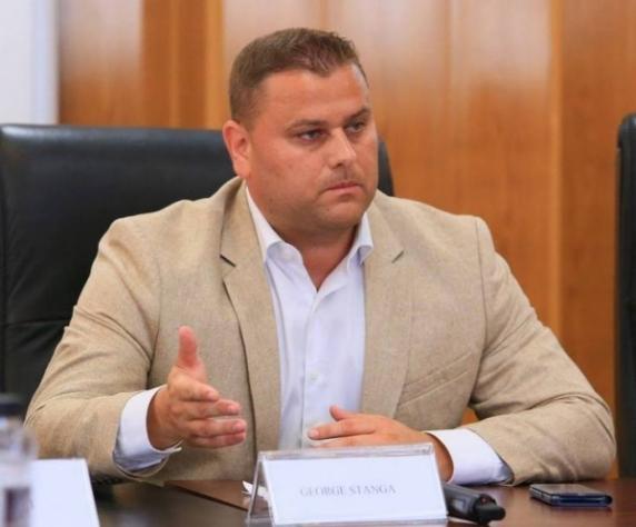 """George Stângă, seful PNL Galați: """"Este inadmisibil ca un management defectuos al Spitalului Județean să ducă la situaţii tragice!"""""""