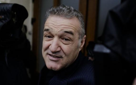 """Gigi Becali: """"Nu mă mântuiesc cu Steaua, când trec vămile văzduhului nu scot numele Stelei, ci crucea lui Hristos"""""""