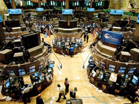 Indicele bursier Dow Jones atinge 28.000 de puncte pentru prima dată în istorie