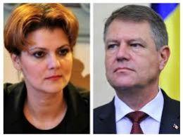 Iohannis a respins-o iar pe Olguța Vasilescu. Argumentele președintelui