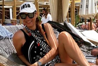 Ion Țiriac suspină de durere. Fosta lui iubită face furori pe plajă la Marbella!
