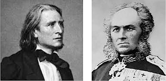 Ipoteza tulburatoare a cercetatorilor istorici: Carol Davila, parintele medicinei romanesti, a fost fiul nerecunoscut al lui Franz Liszt!