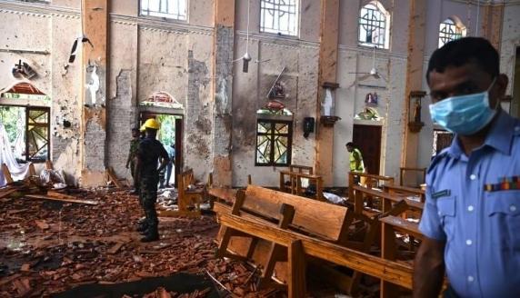 ISIS a revendicat atentatele din Sri Lanka