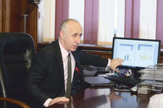 Jaf la MT: Dan Costescu a dat compensații ilegale de 30 de milioane € pentru transportul feroviar de călători
