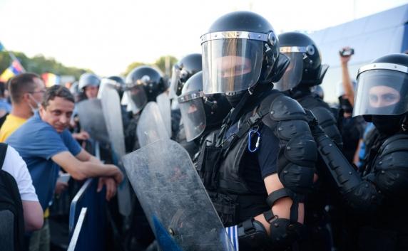 Jandarmeria, obligată să plătească 30.000 lei daune morale unui cunoscut protestatar