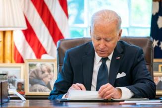 "Joe Biden l-a chemat la Casa Alba pe presedintele Ucrainei. Contextul: ""agresiunile continue ale Rusiei in Donbas si Crimeea"""