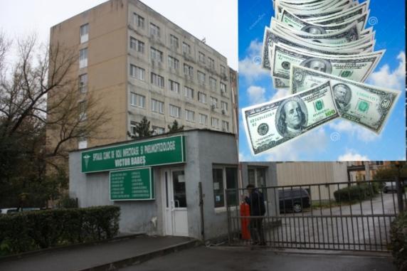 Jurnalist.ro: Deconturi halucinante pe Covid la Victor Babeș