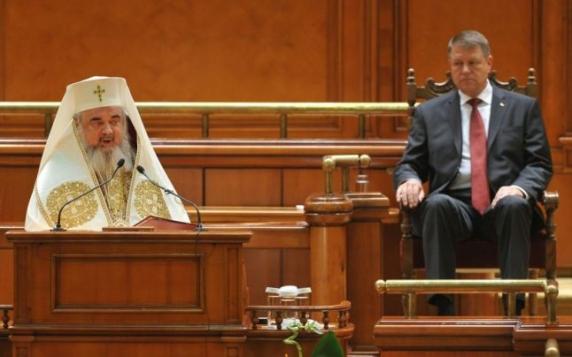 """Klaus Iohannis, atacat de Biserica Ortodoxă pentru afirmaţiile privind referendumul pentru familie: """"Un nihilist cu acte în regulă"""""""