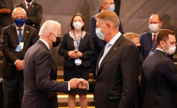Klaus Iohannis e pe lista potențialilor candidați la sefia NATO. Rusia nu priveste cu ochi buni aceasta numire!