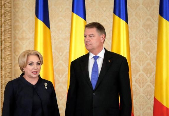 """Klaus Iohannis:""""Guvernul este condus de infractorul Dragnea prin interpuși"""""""