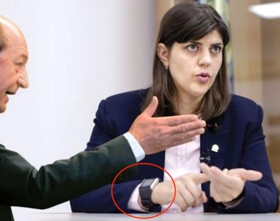 Kovesi are smartwatch cu GPS proiectat pentru armata SUA cu care poate fi reperata din satelit