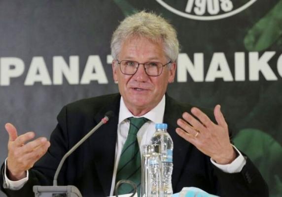 Ladislau Boloni a fost dat afară de Panathinaikos