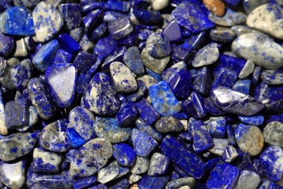 Lapis lazuli și Afganistanul - blestemul resurselor