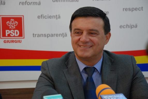 """Lider PNL Giurgiu: """"Bădălău fură! Taxa Bădălău înseamnă 10%"""""""