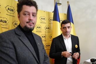 """Liderul AUR: """"Nu m-am vaccinat şi nu mă voi vaccina. 70% dintre români, care nu au vrut să se vaccineze, nu sunt nişte idioţi total"""""""