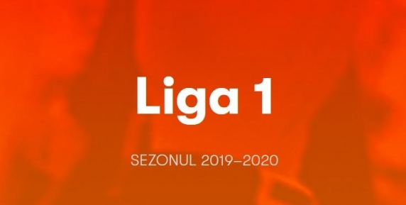 Liga 1: Cum arată clasamentul propus de LPF în cazul opririi sezonului din cauza Covid-19: CFR campioană, iar Dinamo se salvează de la retrogradare