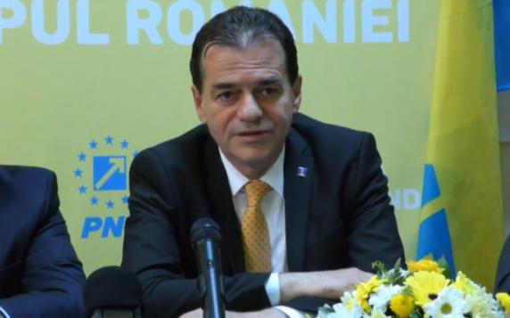 Ludovic Orban: Discuţiile cu preşedintele Iohannis au vizat teme de politică internă şi europeană