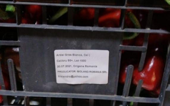 Mafia legumelor. Cât de uşor este să imporţi legume direct cu etichetă românească