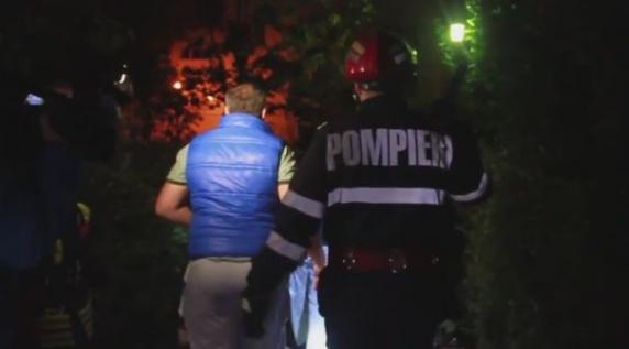 Mai mulţi răniţi după o explozie produsă într-un bloc de locuinţe din Bistriţa