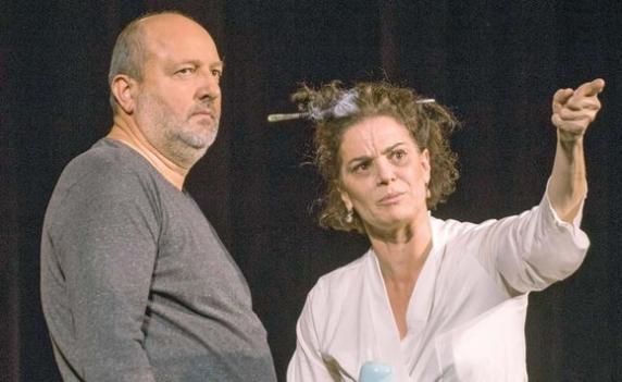 Maia Morgenstern s-a împăcat după 19 ani cu primul soţ?