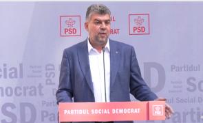 """Marcel Ciolacu: """"Consider inoportună prezența lui Mitică Dragomir pe lista consilierilor generali"""""""