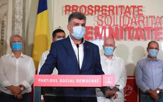 """Marcel Ciolacu: """"Nu exista nicio sansa ca motiunea sa nu fie cumva votata pana in data de 27 septembrie"""""""
