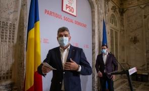 """Marcel Ciolacu: """"Ruptura dintre PNL și USR e prea mare. Nu m-ar mira să apară o nouă criză în maxim o lună"""""""