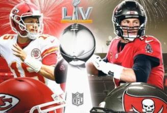 Marea finala Super Bowl, pusa in pericol de un frizer depistat cu Covid. Un jucator a ramas cu parul pe jumatate tuns