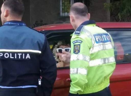 Margherita din Clejani a condus sub influenţa drogurilor şi a provocat un accident. Cum au gasit-o poliţiştii pe artistă