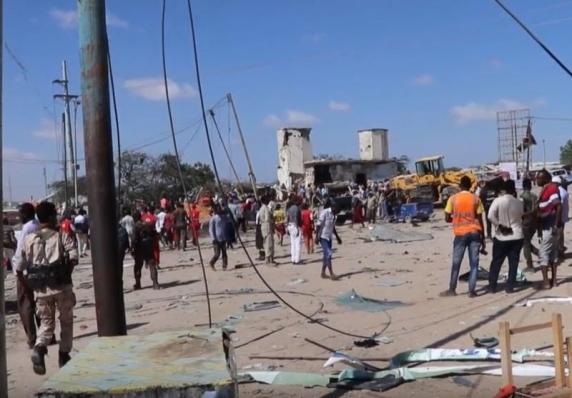 Masacru în capitala Somaliei: Cel puțin 90 de morți și zeci de răniți într-un atac cu bombă la un punct de control