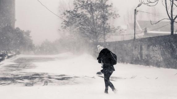 Meteo: Val de aer POLAR peste România