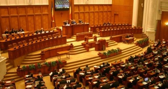 Moţiunea simplă pe Justiţie va fi votată miercuri în plenul Camerei Deputaților