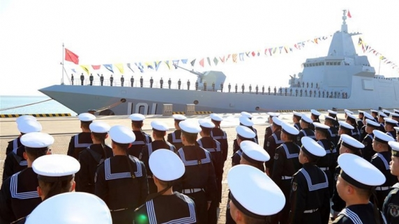 """Navele de război ale Chinei navighează în apropiere de Alaska, ca """"răspuns împotriva provocărilor SUA din Marea Chinei de sud"""""""