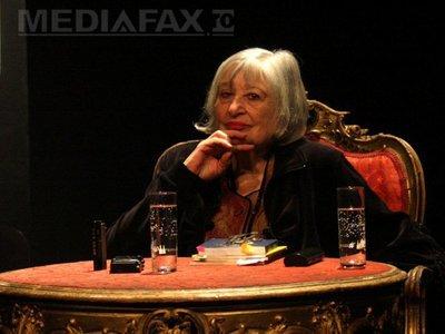 Nora Iuga a câştigat Premiul Cartea de Poezie a anului 2016