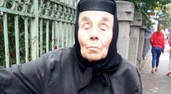 """O călugăriţă care i-a cerut lui Gigi Becali să facă o donaţie: """"Nici apă nu mi-a dat!"""""""