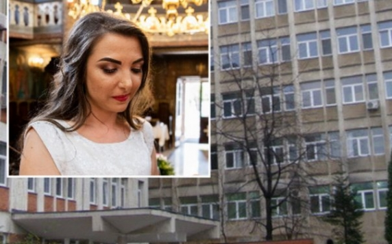 O doctorita rezidenta din Oradea a nascut pe ascuns si a ingropat bebelusul