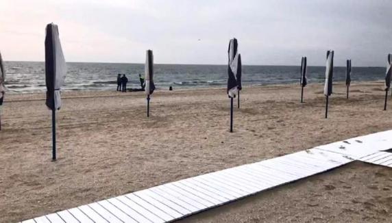 O femeie de 46 de ani, scoasă fără viaţă din mare, la Mamaia