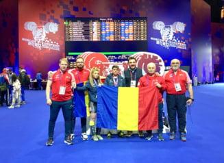 O romanca a luat 3 medalii de aur la Campionatul European dupa ce a cersit pe strazi pentru a supravietui