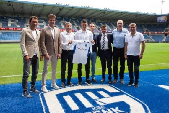 OFICIAL: Ianis Hagi, noul jucător al belgienilor de la Genk