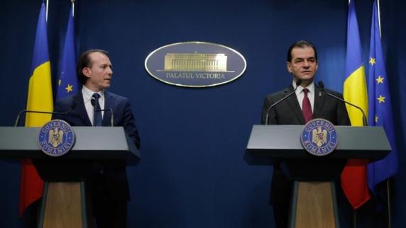 Orban și Câțu apar în dosarul de la DNA al fostului șef Unifarm!