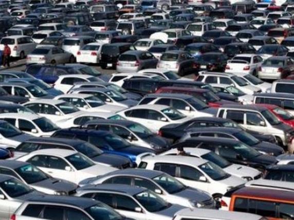 Parcul auto din Europa va scădea din anul 2025