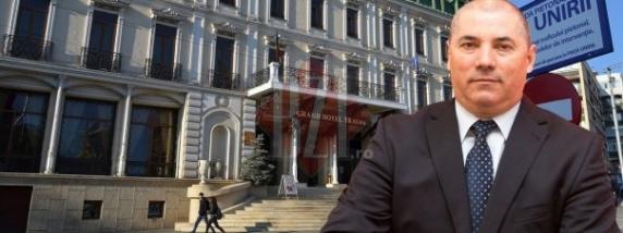 """Peste 5 milioane de euro pentru a pune mana pe Hotel """"Traian"""""""